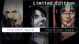 The 25th Ward: The Silver Case - Digital Limited Edition