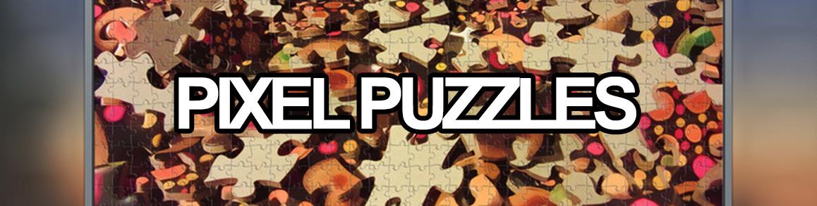 Pixel Puzzles Header