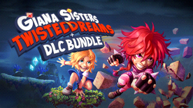 Giana Sisters: Twisted Dream and DLC Bundle