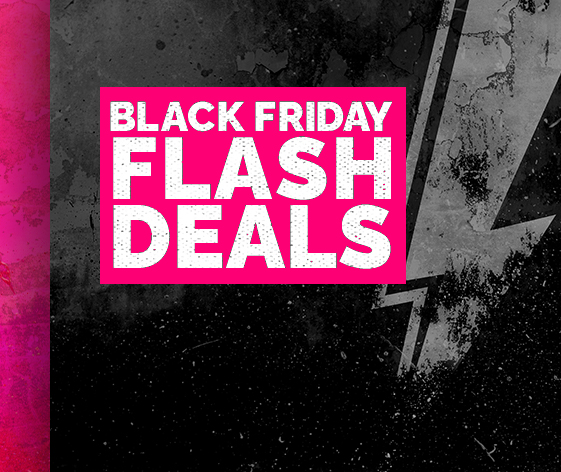 Black Friday Flash Deals