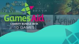 GamesAid 10 Game Charity Bundle Beta