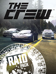 The Crew DLC 5 - Raid Car Pack