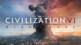 Sid Meiers Civilization VI: Rise and Fall Expansion