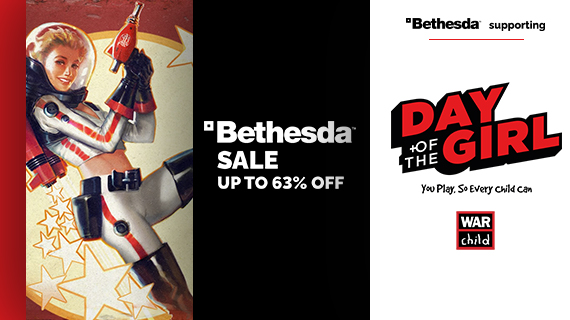 Day of the Girl | Supported by Bethesda
