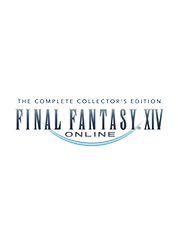 FINAL FANTASY XIV Online Complete Collector's Edition (PS4)