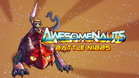 Awesomenauts: Battle Nibbs Skin