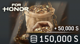 FOR HONOR 150000 STEEL Credits Pack