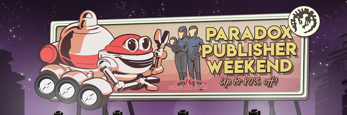 Surviving Mars: Paradox Promotion