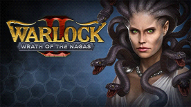 Warlock 2: The Exiled - Wrath of the Nagas