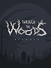 Through The Woods: Artbook