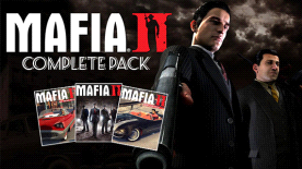Mafia II Digital Deluxe Edition
