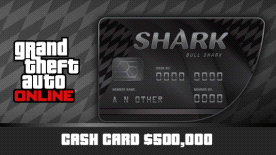 GTA V, CESP and Great White Shark Card Bundle | Steam Keys