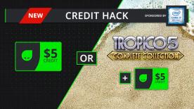 $5 Credit Hack - Tropico 5 Collection