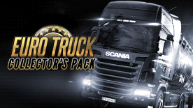 Euro Truck Collector's Pack