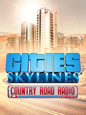 http://www.greenmangaming.com - Cities Skylines: Country Road Radio 3.99 USD