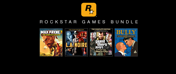 Rockstar Games Bundle