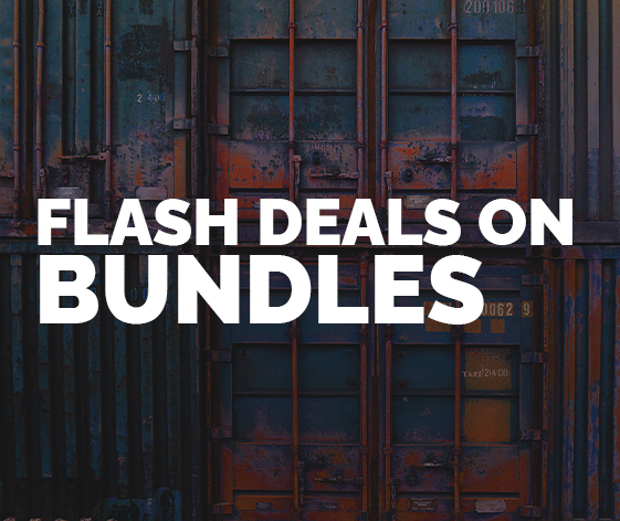 Flash Deals on Bundles