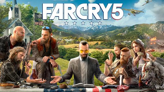 Far Cry 5 Pc Uplay Game Keys