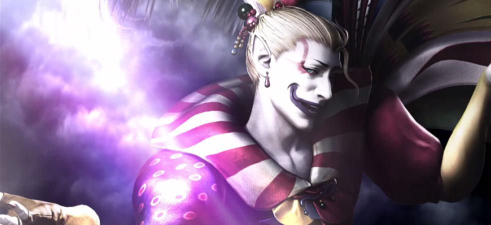 Final Fantasy Character - Kefka Palazzo