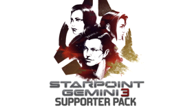 Starpoint Gemini 3 - Supporter Pack
