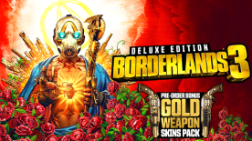 Borderlands 3 Deluxe Edition