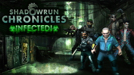 Shadowrun Chronicles: Infected DLC