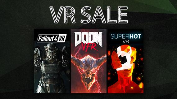 VR Sale