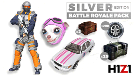 H1Z1: Silver Battle Royale Pack