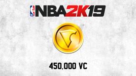 NBA 2K19: 450000 VC PACK