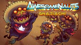 Awesomenauts: Gnariachi Skin