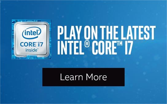Be Core Strong - Find Your Edge With an Intel Core i7