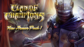 Clan of Champions - New Armor Pack 1