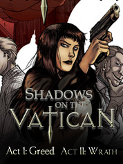 Shadows On The Vatican Pack
