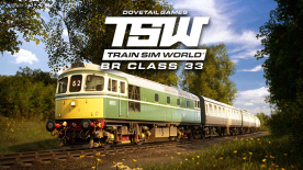 Train Sim World®: BR Class 33 Loco Add-On