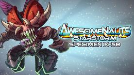 Awesomenauts: Specimen X-58 Skin