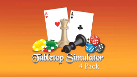 Tabletop Simulator 4-Pack