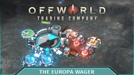 Offworld Trading Company: The Europa Wager Expansion