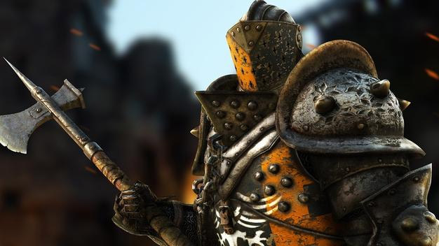 For Honor Lawbringer