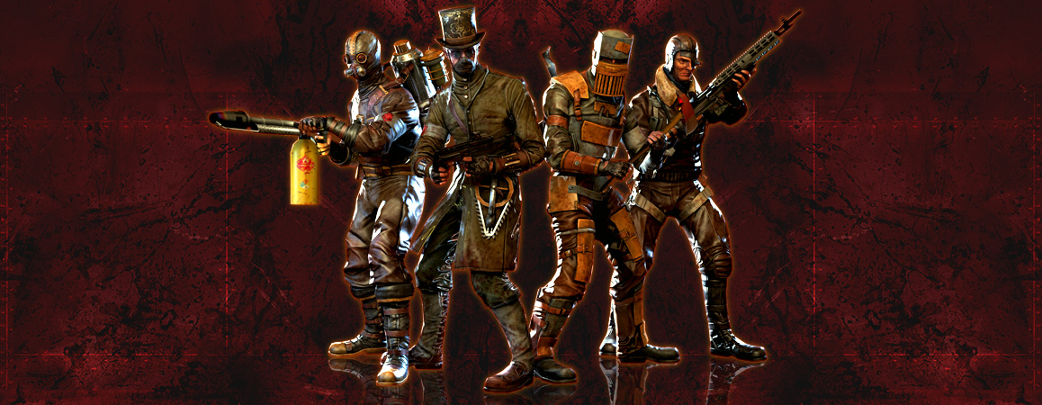 Killing Floor: Steampunk Character Pack 1
