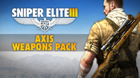 Sniper Elite III - Axis Weapons Pack