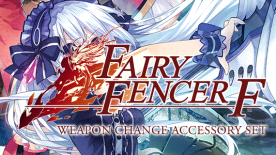 Fairy Fencer F: Weapon Change Accessory Set