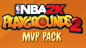NBA 2K Playgrounds 2 MVP Pack – 7,500 VC (PS4)