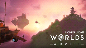 Worlds Adrift Pioneer Upgrade