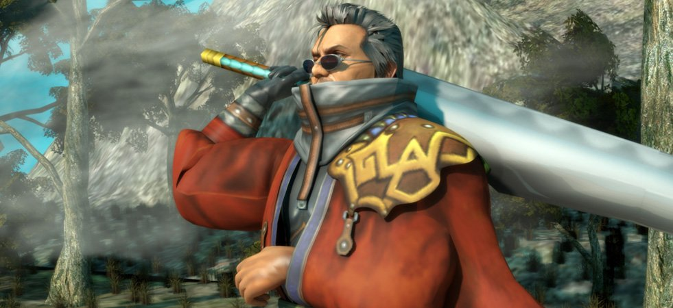 Final Fantasy Character - Auron