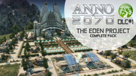 Anno 2070: The Eden Project Complete Pack