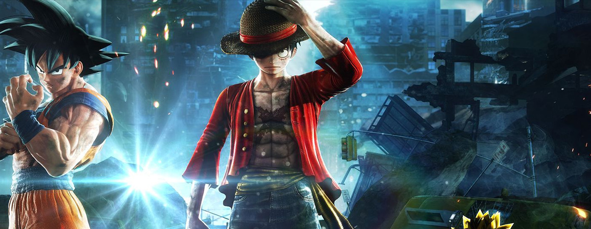 Jump Force Pc Steam Game Keys