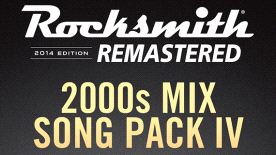 Rocksmith 2014 – 2000s Mix Song Pack