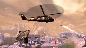 Choplifter HD: Albatross Chopper