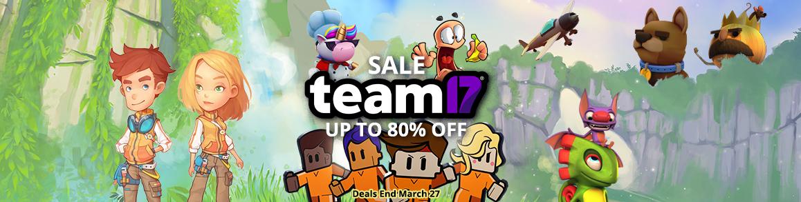 Team 17 Sale