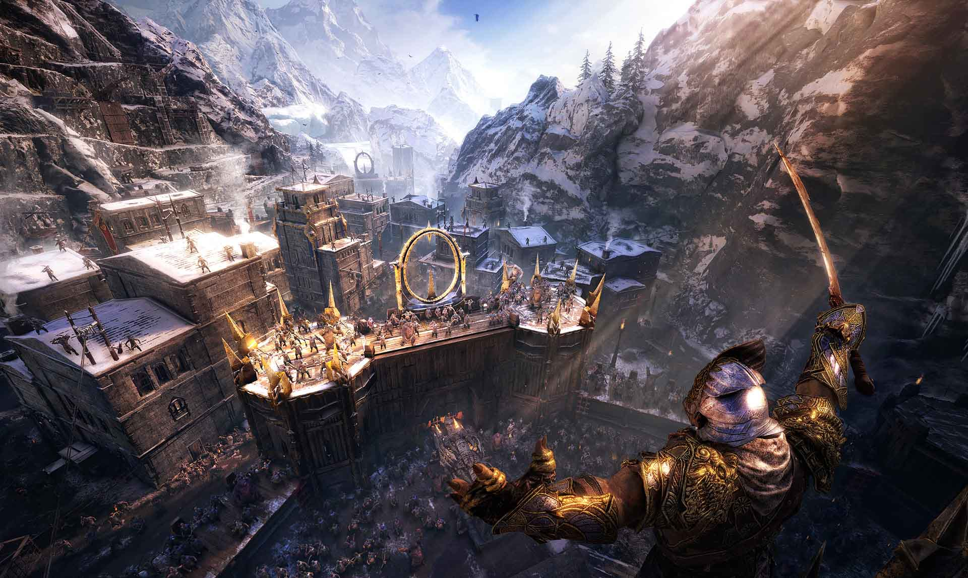 Shadow of War - Overlord